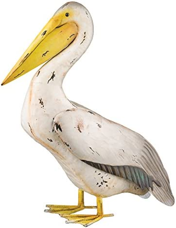 Regal Art Gift Head Down Pelican Decor, 20-Inch