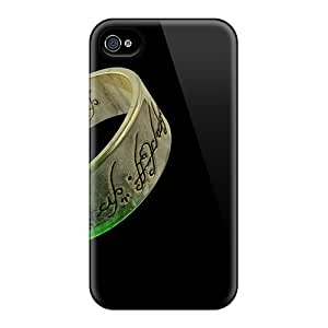 Durable Hard Phone Covers For Iphone 6 (pHp17496PyiM) Provide Private Custom Realistic Lord Of The Rings Pattern