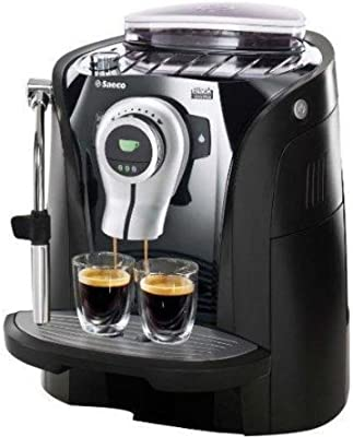 PHILIPS/SAECO Cafetera expreso Black Giro Plus RI9755: Amazon.es ...