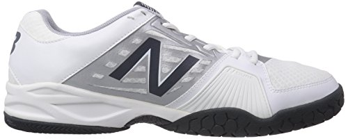 New Balance Mens MC896 Lightweight Tennis Shoe Tennis Shoe White/Blue enj0K