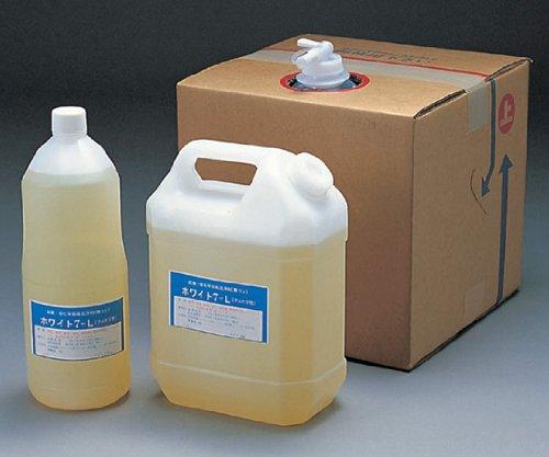 洗浄剤浸漬用液体ホワイト7L 20Kg B005GDW4R8