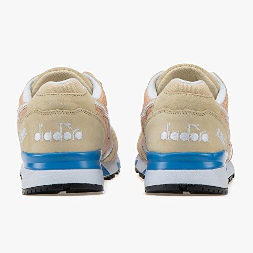 8 Diadora Sand Vivid Bleached Bisque III Unisex Blu N9000 Shoe wfq6z1w