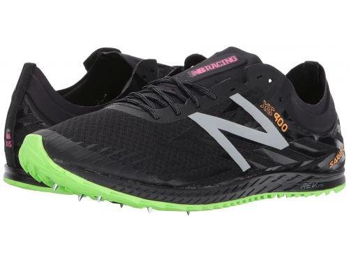 狼関与するテセウスNew Balance(ニューバランス) メンズ 男性用 シューズ 靴 スニーカー 運動靴 XC900 v4 - Black/Dynomite [並行輸入品]