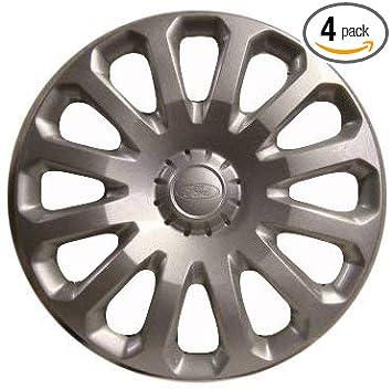 Amazon.com: Ford 1789720 - Tapacubos de ruedas, estilo ...