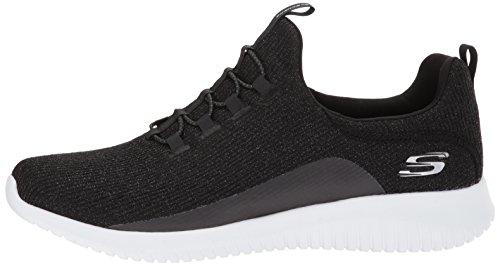 Las Ultra Mujeres Deportes Skechers Flex Zapatos Black De TBwnTX6q