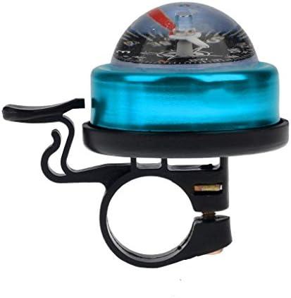 自転車ベル コンパス ボール リング 警報 ベル 合金&プラスチック 2個入