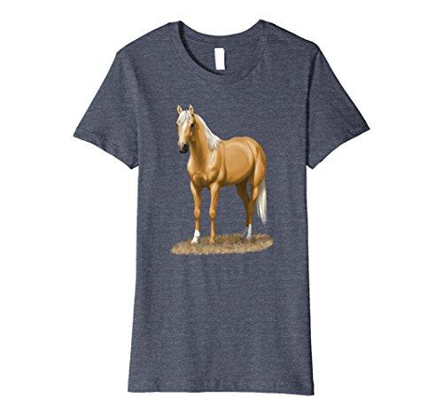 Palomino Horse T-Shirt - 2
