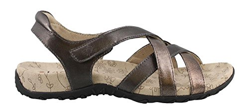Taos Women's, Canal Sandals Metallic Mult 11 - On Canal Shops