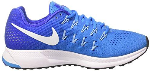 Nike 831356-401, Zapatillas de Trail Running Para Mujer Blu