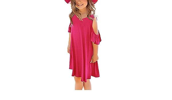 SamMoSon Baby Clothes Toddler Kids Baby Girls Banana Tassel Princess Dress Sundress Outfits Clothes