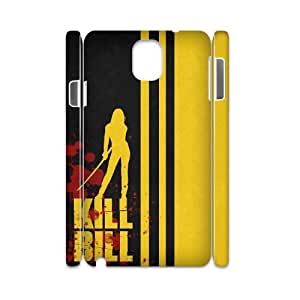 ANCASE Custom Color Printing Kill Bill Phone 3D Case For Samsung Galaxy note 3 N9000 [Pattern-2]
