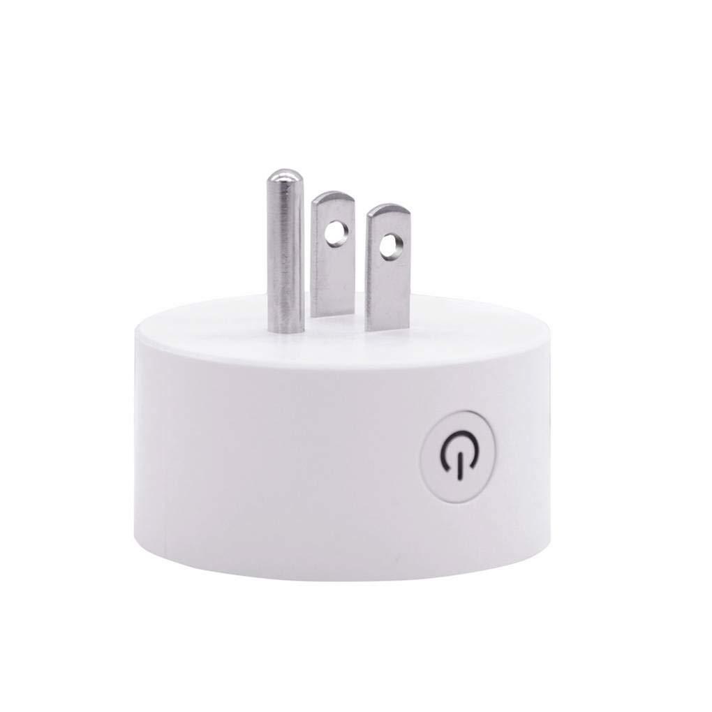 CANWING Ewelink WiFi Mini Wireless US Smart Socket Electric Device Control Plug Phone App Smart Timer Stevlogs
