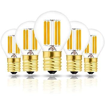 Hizashi Super Mini Globe S11 Led Light Bulb Dimmable 4w