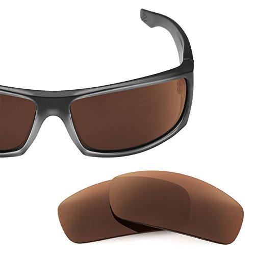 Cooper para Oscuro Polarizados múltiples XL Spy — Marrón Elite Revant Optic Lentes de Opciones repuesto xwR4CtRY6q