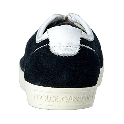 Scarpe Da Ginnastica Uomo In Pelle Scamosciata Da Uomo Dolce & Gabbana Us 7 It 6 Eu 40