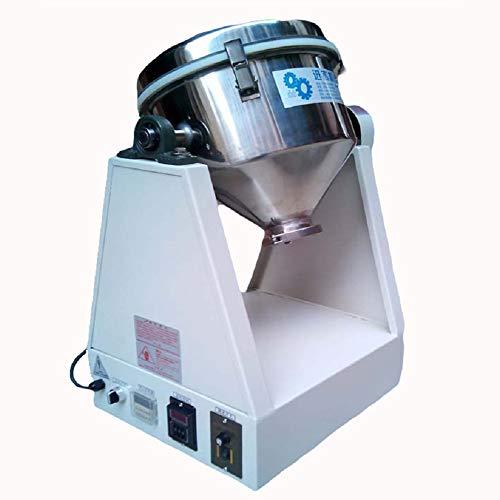 Price comparison product image MXBAOHENG 0.6KW YG-5KG Powder Blender Particle Mixer Dry Powder Mixing Machine Granule Particle Blender 220V / 110V (110V)