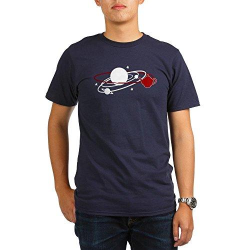 CafePress - Russell's Teapot T-Shirt - Organic Men's T-Shirt, Soft Cotton Tee