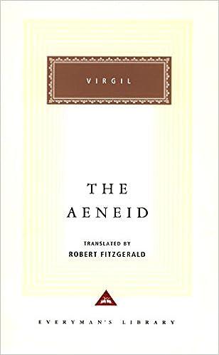 The Aeneid (Everyman's Library): Virgil, Robert Fitzgerald