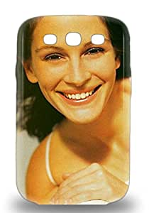 Durable Protector 3D PC Case Cover With Julia Roberts American Female Jules Pretty Woman Notting Hill Erin Brockovich Hot Design For Galaxy S3 ( Custom Picture iPhone 6, iPhone 6 PLUS, iPhone 5, iPhone 5S, iPhone 5C, iPhone 4, iPhone 4S,Galaxy S6,Galaxy S5,Galaxy S4,Galaxy S3,Note 3,iPad Mini-Mini 2,iPad Air )
