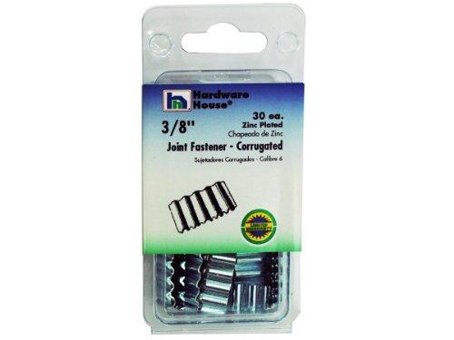 Kole Imports MT644 Zinc-Plated Corrugated Joint ()
