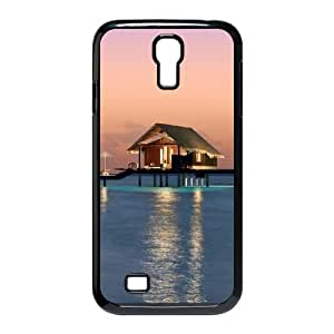 Beautiful Maldives Custom Cover Case with Hard Shell Protection for SamSung Galaxy S4 I9500 Case lxa#469811