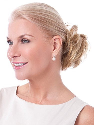 Salt And Pepper Wigs (Twist Classic by Toni Brattin Ponytail Wrap Around Womens Synthetic Hairpiece - Salt-n-Pepper)