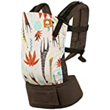 Tula Ergonomic Carrier, Tropical Tower-Standard Size(Baby), 15-45 pounds