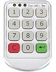 Cerradura de Contraseña Teclado clóset Locker Digital Electrónica para Office Home piscina