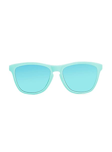 KOALA BAY - Gafas de Sol Palm Beach Azul Celeste Mate Lentes Azul Celeste