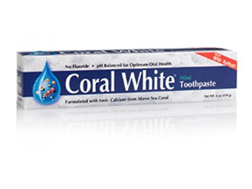 (Coral Incorporated - Coral White Mint, 6 oz toothpaste by Coral Incorporated)
