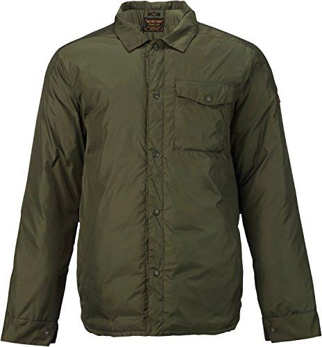 Burton Men's Wayland Down Shirt, Keef, X-Large