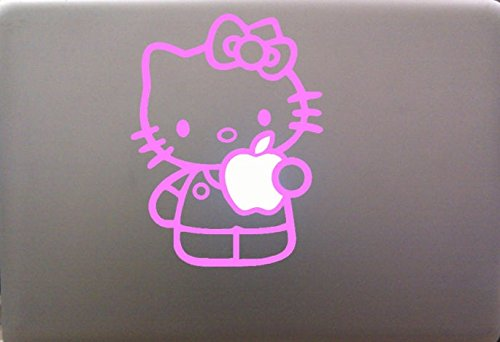 Hello Kitty Sticker Macbook Models product image