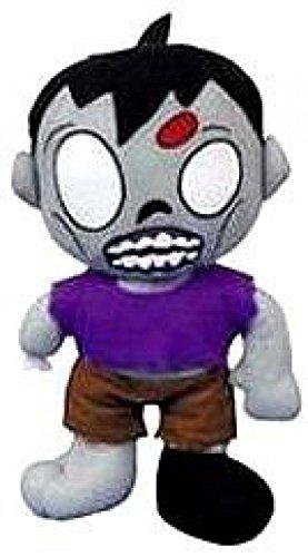 Peek-A-Boo Toys The Walking Dead Male Zombie Plush Figure
