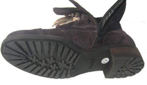 Semler Barbara-ST B20483-041-070 mujer botas ancho H Azul