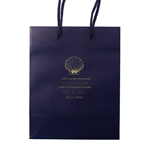 Amazon.com: Custom Wedding Hotel Bags, Personalized Gift Bag, Out of ...
