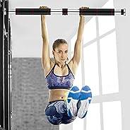 ALOVEMO Horizontal Bar Indoor Door Punch-Free Pull-ups Home Fitness Equipment