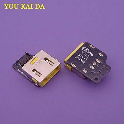 Amazon.com: Gimax 10pcs New DC Power Jack Board For Lenovo ...
