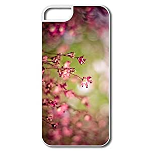 Cool Flowers Pc Case For IPhone 5/5s