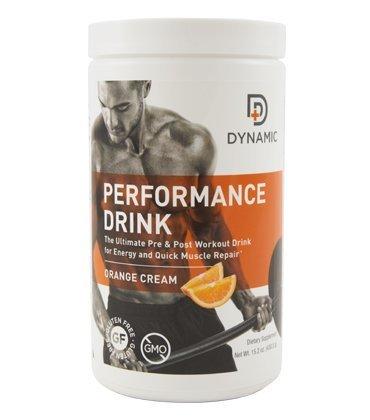 Dynamic Performance Drink (Orange Cream) 15.2 oz (430.5 g)