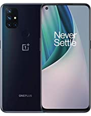 "OnePlus Nord N10 5G (128GB, 6GB) 6.49"", 90Hz Refresh Rate, Snapdragon 690, Dual SIM (Euro 5G /Global 4G LTE) GSM Unlocked International Model Midnight Ice"