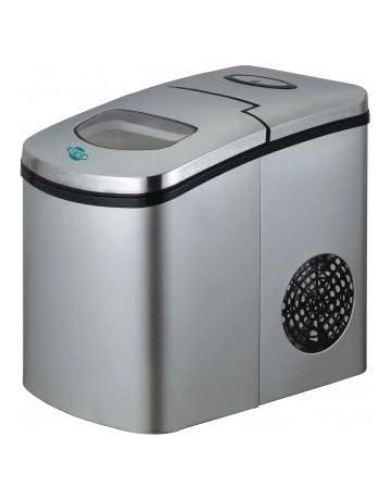 4063 – Máquina para hacer cubitos o Compact Slim Plata – el pequeño potentes