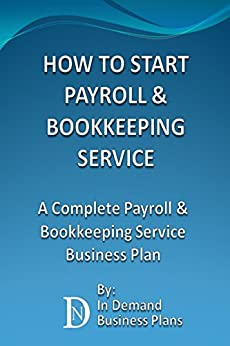 business plan for bookkeeping service