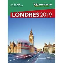 Londres 2019 - Guide vert Week-end