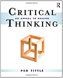 Critical thinking an appeal to reason pdf printer