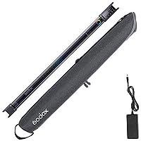Godox TL60 świetlówka LED CRI 96 TLCL 98 dokładna kolorowa zintegrowana bateria z pilotem zdalnego sterowania / torba do…