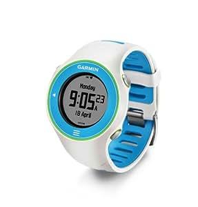 Garmin Forerunner 610 Touchscreen GPS Watch - Multicolor (White-Blue)