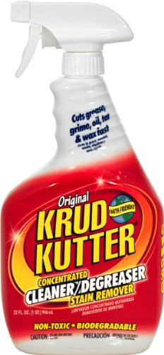 KRUD KUTTER KK32 Original Concentrated Cleaner/Degreaser, 32-Ounce ()