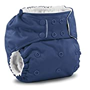 Rumparooz One Size Cloth Pocket Diaper Snap, Nautical