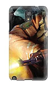 Note 3 Scratch-proof Protection Case Cover For Galaxy/ Hot Zombie Tunnel Phone Case