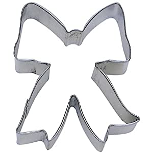 Ribbon Bow Cookie Cutter 3.5 in